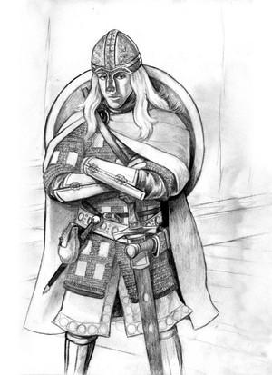 Man of Rohan 由 Abe Papakhian
