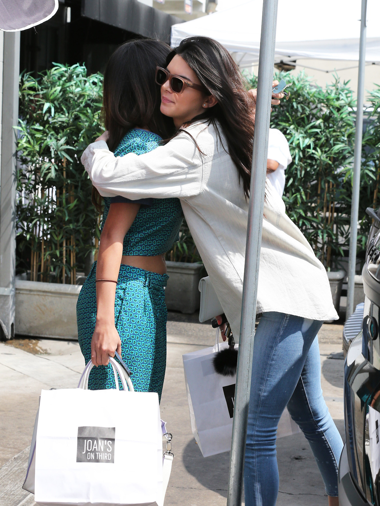 Kendall Jenner And Selena Gomez March 21: Selena and K...