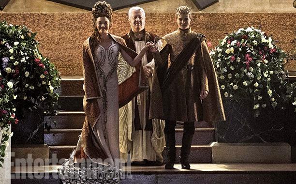 Margaery and Joffrey's Wedding (Season 4)