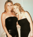 Mariah and Britney - mariah-carey photo