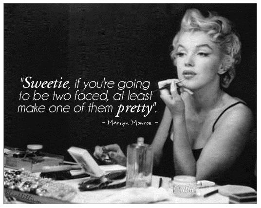 Marilyn Monroe Frases Fã Art 36853148 Fanpop