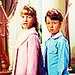 Jane and Michael Banks - mary-poppins icon