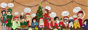 Merry giáng sinh Everyone!