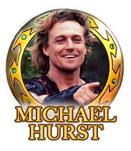 "Michael Hurst - ""Hercules the Legendary Journeys"""
