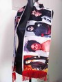 Vintage Michael Jackson Wrap Scarf - michael-jackson photo