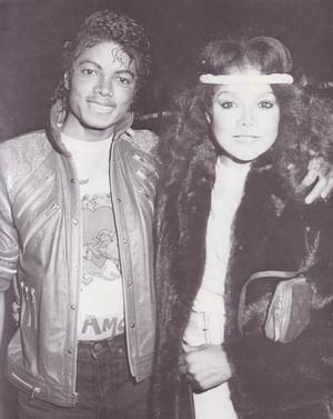 Michael and Older Sister, LaToya