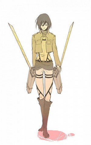 Mikasa Ackerman ~