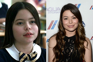 Miranda then and now