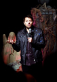 Misha at Vegas Con 2014 - misha-collins photo