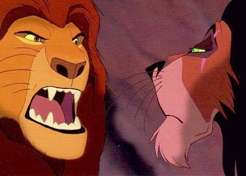 Lion King Scar And Mufasa The Lion King i...