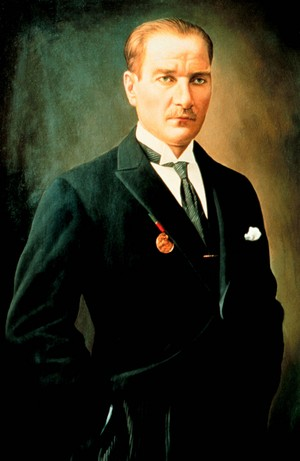Mustafa Kemal Atatürk( 19 May 1881 – 10 November 1938)