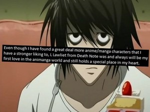 My anime / manga Confessions (Tumblr.)