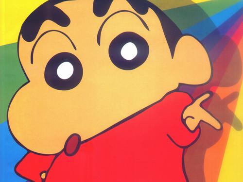 My Friends On Fanpop images My Cute Shin Chan HD wallpaper ...