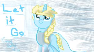 My Little Frozen: Elsa