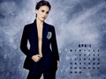 natalie-portman - NP.COM Calendar - April wallpaper