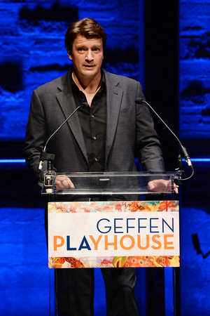 Nathan at the Geffen's(March,2014)