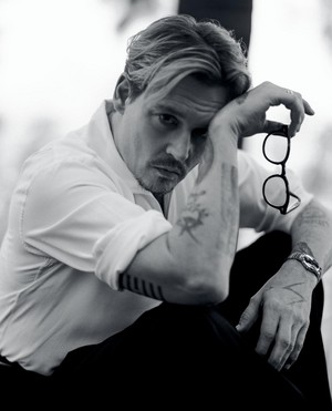 New Johnny Depp photoshoots 2014