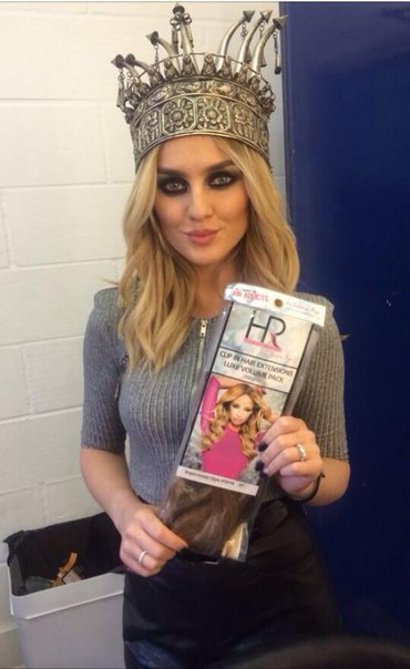 New picture of Perrie