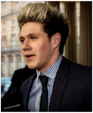 Niall Horan ,Buckingham Palace 2014