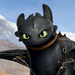 Night Fury Toothless - how-to-train-your-dragon icon
