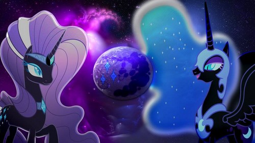 My Little Pony Coloring Pages Nightmare Moon : My little pónei pônei a amizade é mágica imagens nightmare