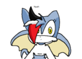 Nyha The Bat :3 - sonic-fan-characters-recolors-are-allowed photo