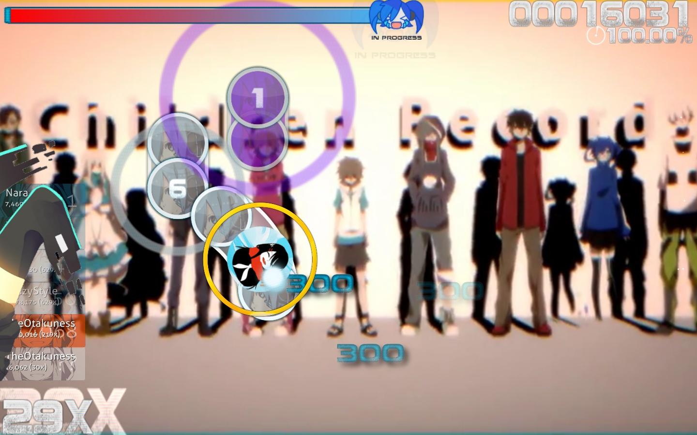 Kagerou Skin - OSU! Game 照片 (36813235) - 潮流粉丝俱乐部