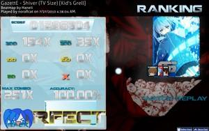 Kagerou Skin Spinner - OSU! Game Photo (36813245) - Fanpop
