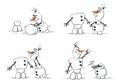 Olaf Concept Art