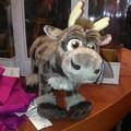 Baby Sven plush at Disney store