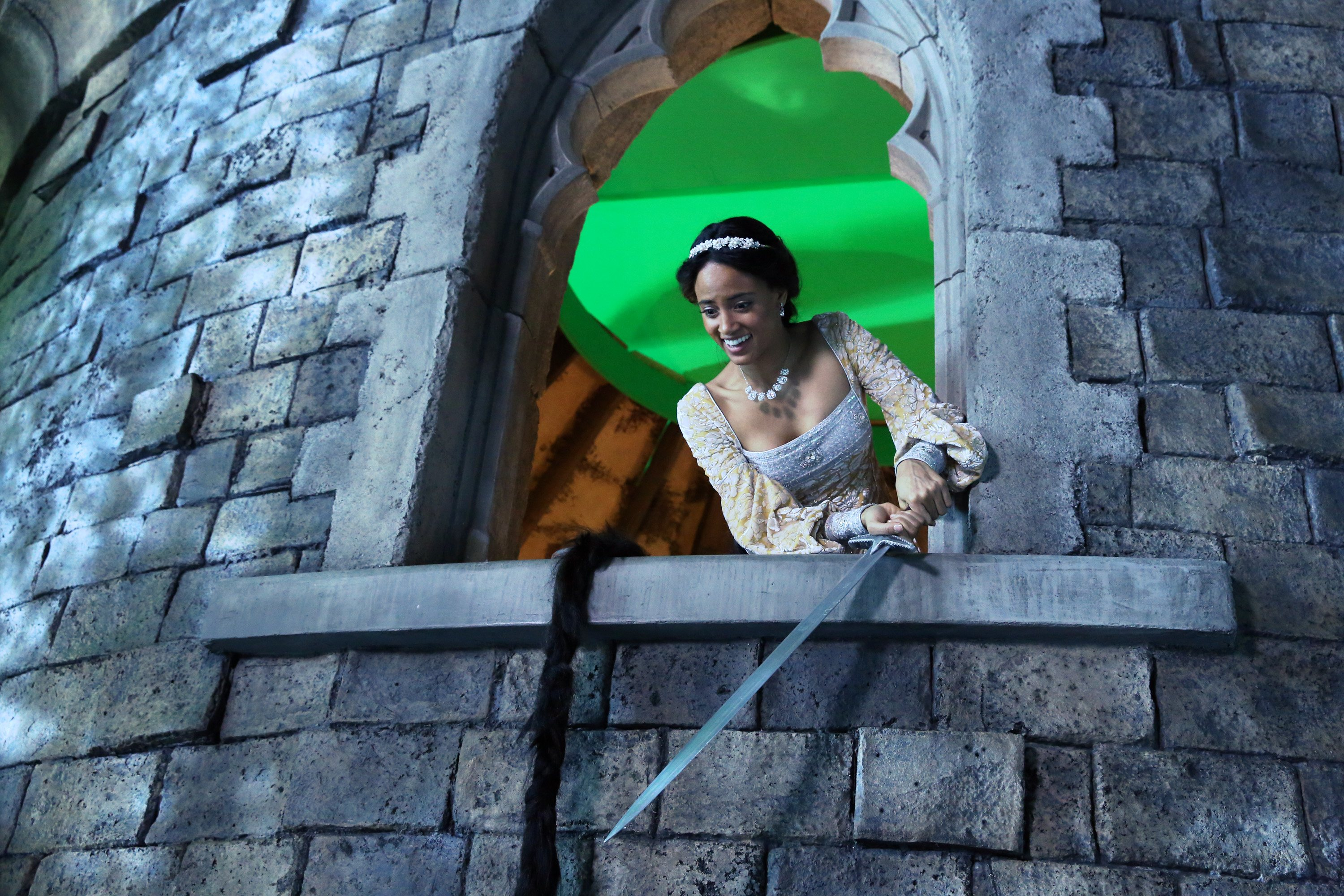Once Upon A Time - Episode 3.14 - The Tower