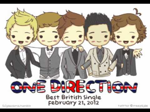 My Friends On Fanpop wallpaper containing anime entitled One Direction