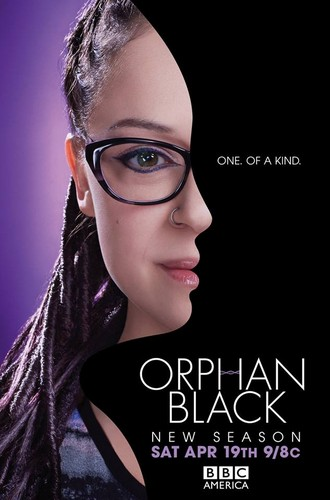 オーファン・ブラック 暴走遺伝子 壁紙 probably with a portrait titled Orphan Black Promotional Posters