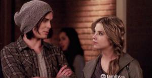 PLL Couples - Hanna and Caleb