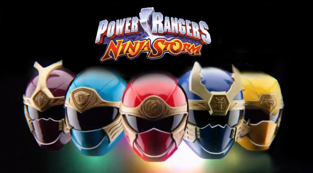 Power rangers ninja storm porn