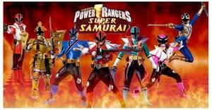 PR Super samurai