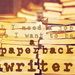 Paperback Writer - the-beatles icon