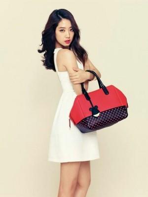 Park Shin Hye 2014 Photoshoot