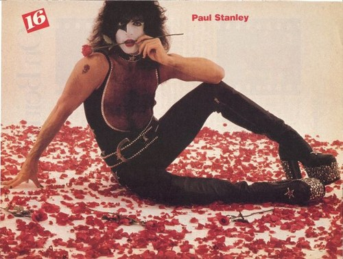 Paul Stanley پیپر وال entitled Paul Stanley
