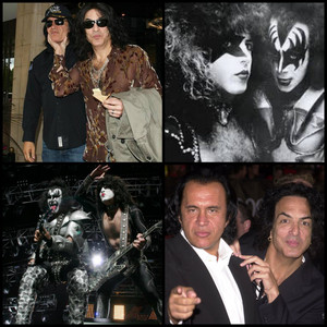 Paul and Gene