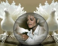 Peace and Love - michael-jackson photo