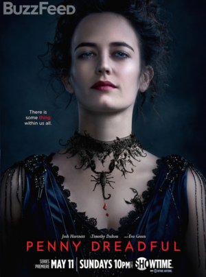 Penny Dreadful - Vanessa Ives