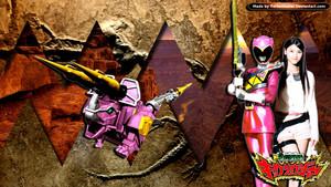 粉, 粉色 rangear