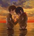 Please, Don't Cry - mikasa-ackerman fan art