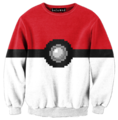 Pokemon jumper - pokemon fan art
