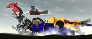 Power Rangers Zords
