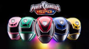 Power rangers SPD