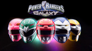 Power rangers galaxy