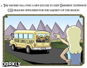 Predictions For the New Season of Game of Thrones