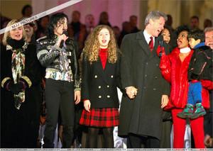 Presidential Pre-Inauguration Gala For Bill Clinton Back In 1993